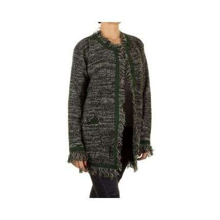 Damen Pullover Gr. one size - green