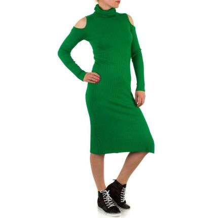 Damen Kleid Gr. one size - green