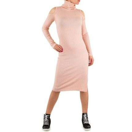 Damen Kleid Gr. one size - rose