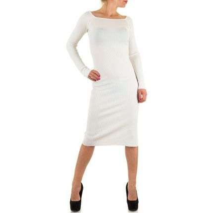 Damen Kleid Gr. one size - white