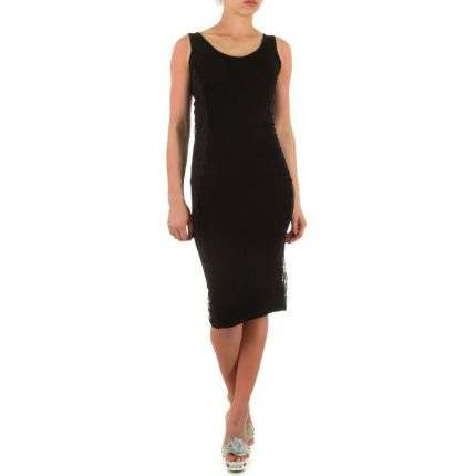 Damen Kleid Gr. one size - black