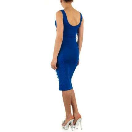 Damen Kleid Gr. one size - blue