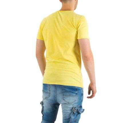 Herren Shirt von Uniplay - yellow