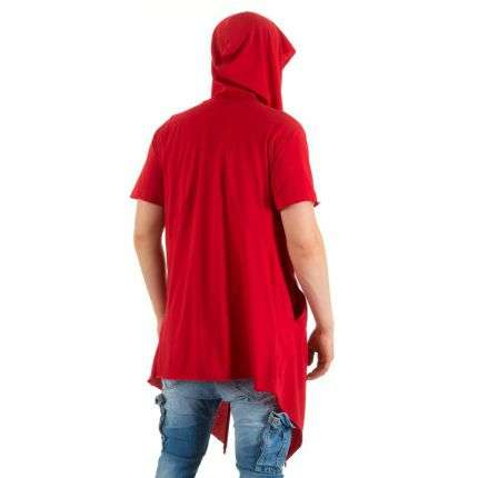 Herren Cardigan von Uniplay - red