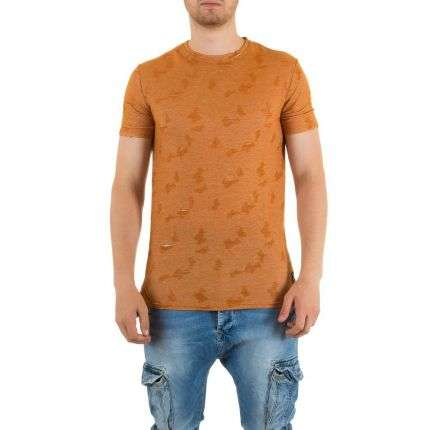 Herren Shirt von Uniplay - orange