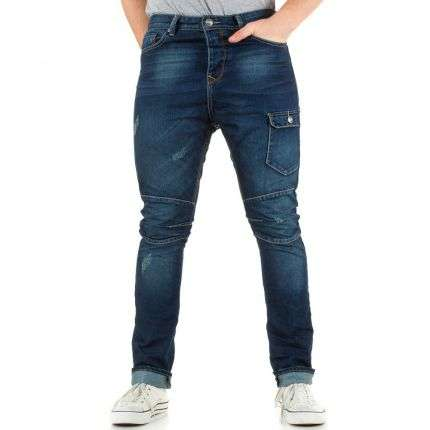 Herren Jeans von Sixth June  - darkblue
