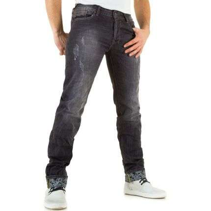 Herren Jeans von Sixth June - grey