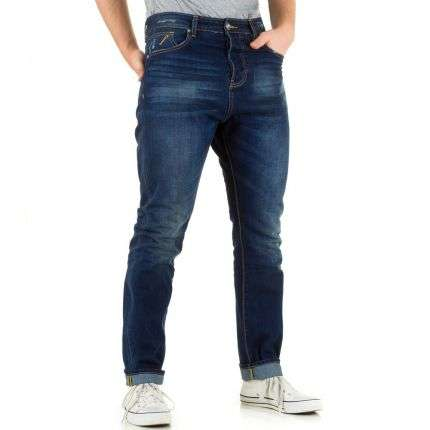 Herren Jeans von Sixth June  - blue