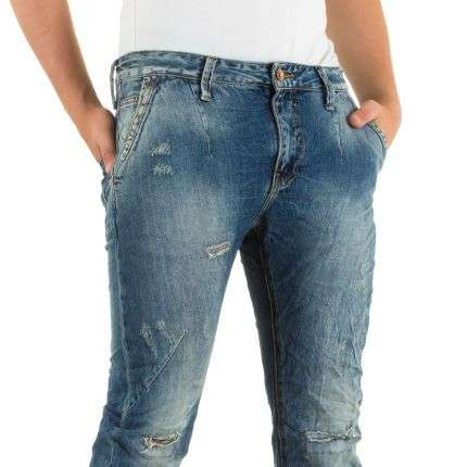 Herren Jeans von X-Three Gr. 29 - blue