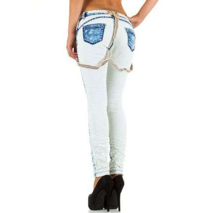 Damen Jeans von Girl Vivi - L.blue