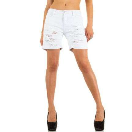 Damen Shorts von Laulia - white