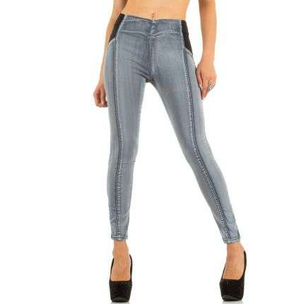 Damen Jeans von Girl Vivi - L.grey