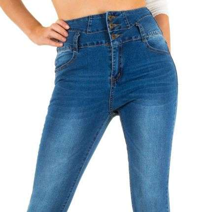 Damen Jeans von Miss Bonn - blue