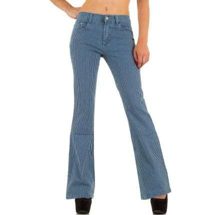 Damen Jeans von Double Swallow - blue