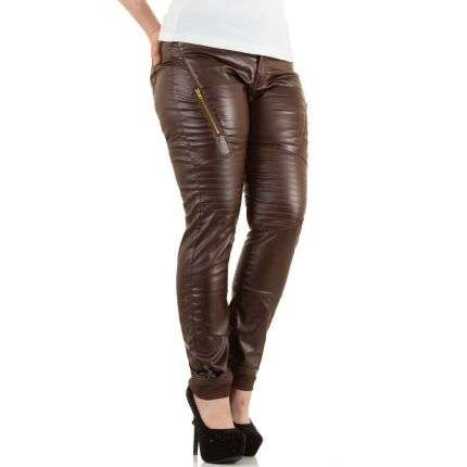 Damen Hose von Le Lys - brown