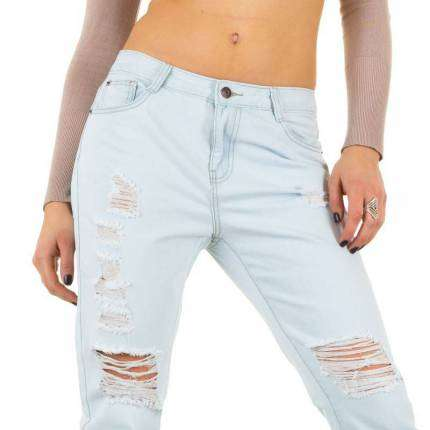 Damen Jeans von R.Display - L.blue