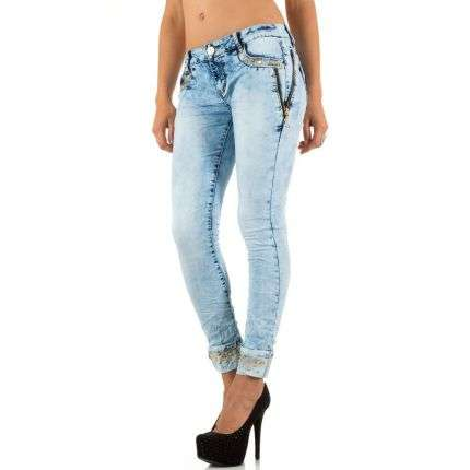Damen Jeans von Original - L.blue