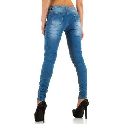 Damen Jeans von Original - blue