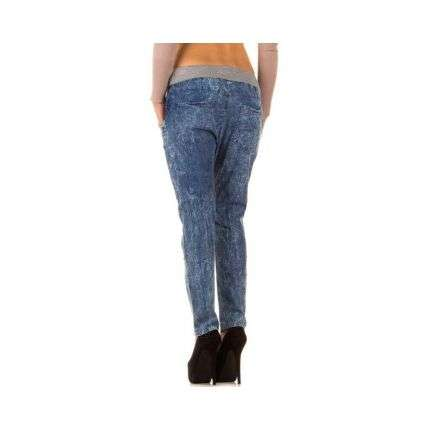 Damen Jeans Gr. one size - L.blue²