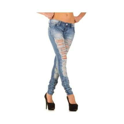Damen Jeans von Simply Chic - L.blue