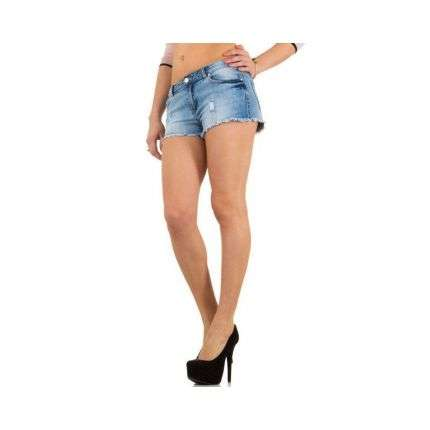 Damen Shorts von Nina Carter - blue