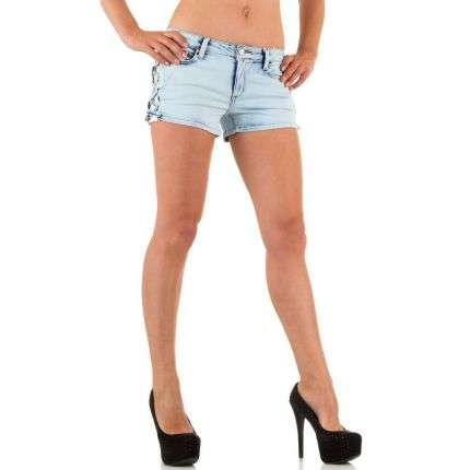 Damen Shorts von Nina Carter - L.blue