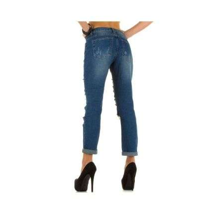 Damen Jeans von Goodies - blue