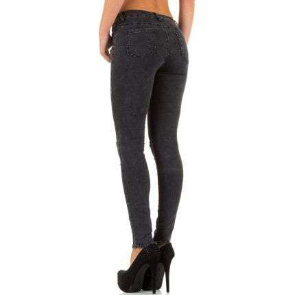 Damen Jeans von Goodies - grey