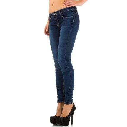 Damen Jeans von Just F - blue