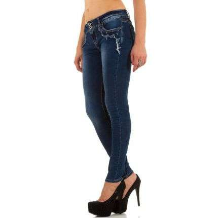 Damen Jeans von Hello Miss - blue