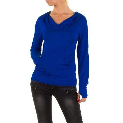 Damen Shirt - blue