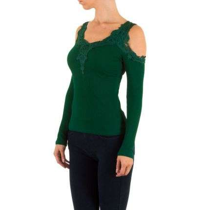 Damen Shirt - green