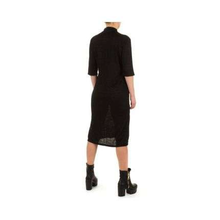 Damen Kleid von Shk Mode Gr. one size - black