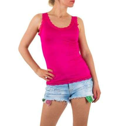 Damen Top Gr. one size - pink