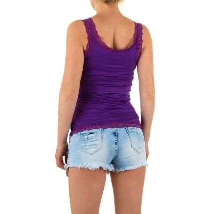 Damen Top Gr. one size - violet