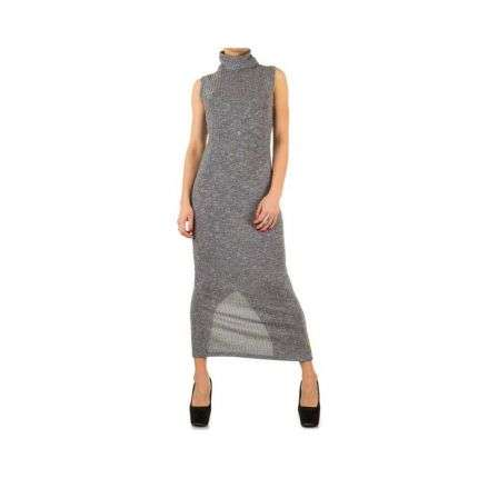 Damen Kleid von Emma&Ashley Gr. one size - grey