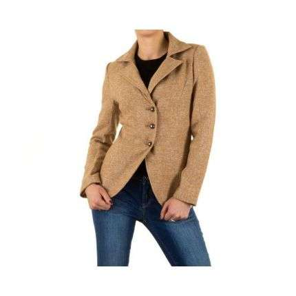 Damen Blazer - brown