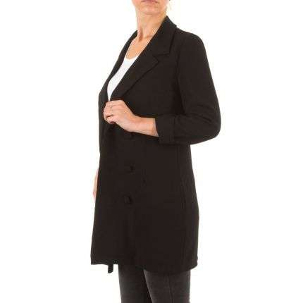 Damen Blazer - black