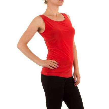Damen Top von Frank Lyman - L.red