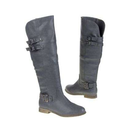 Damen Stiefel - grey²