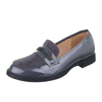 Damen Pumps - grey