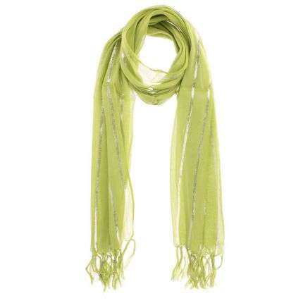 Damen Schal Gr. one size - green