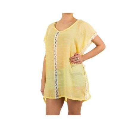 Damen Tunika von Best Fashion Gr. one size - yellow