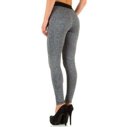 Damen Leggings von Best Fashion - grey