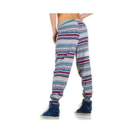 Damen Hose von Best Fashion - multi