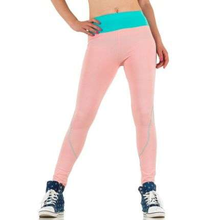 Damen Leggings von Best Fashion - rose
