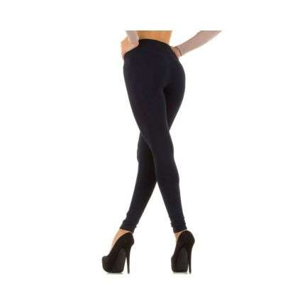 Damen Leggings Gr. one size - DK.blue²