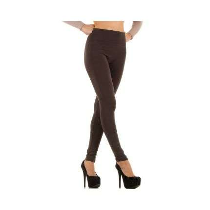 Damen Leggings Gr. one size - brown