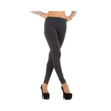 Damen Leggings Gr. one size - grey