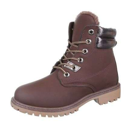 Damen Boots - brownbrown
